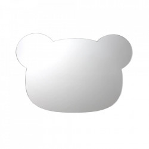 Oglinda din plastic acrilic 24x36 cm Panda A Little Lovely Company