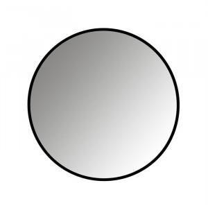 Oglinda rotunda neagra din fier 90 cm Maesa Richmond Interiors
