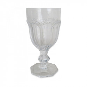 Pahar transparent din sticla 8x16,5 cm Erna Opjet Paris