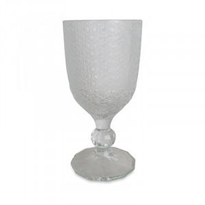 Pahar transparent din sticla 8x16,5 cm Lina Opjet Paris