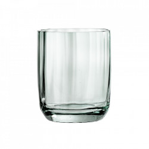 Pahar verde din sticla 350 ml Ragna Bloomingville