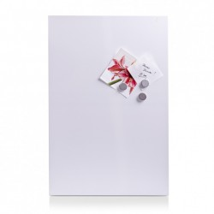 Panou memo alb din metal 40x60 cm Freeman Zeller