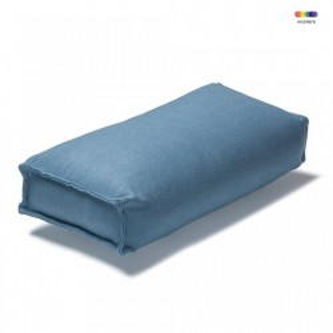 Perna albastra din textil pentru spatar 28x52 cm Re La Forma