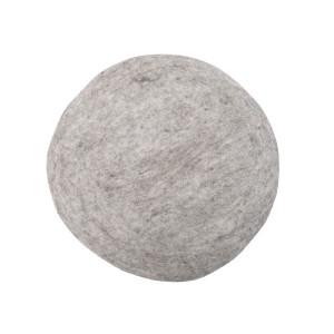 Perna rotunda gri pentru sezut 35 cm Grey HK Living