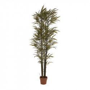 Planta artificiala cu ghiveci din poliester si plastic 185 cm Phoenix Vical Home