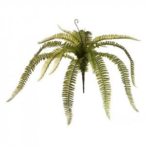 Planta artificiala verde din polietilena 69 cm Branch Fern Big Unimasa