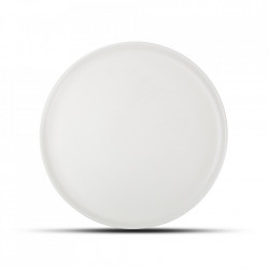 Platou alb din portelan 27,5 cm Ceres Fine2Dine