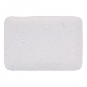 Platou din ceramica 24x35 cm Specked White HK Living