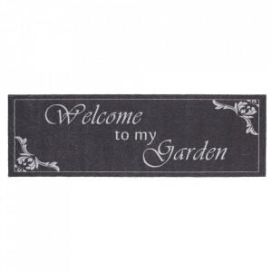 Pres gri din poliamide pentru intrare 50x150 cm Garden Hanse Home