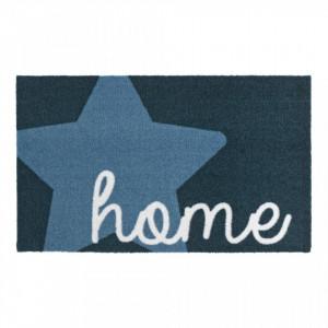 Pres pentru intrare albastru 70x50 cm Star Home Zala Living