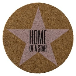 "Pres rotund pentru intrare Ø70 cm ""Home of a star"" Bloomingville"