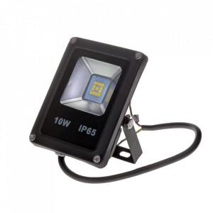 Proiector negru din metal LED Arvi M Milagro Lighting