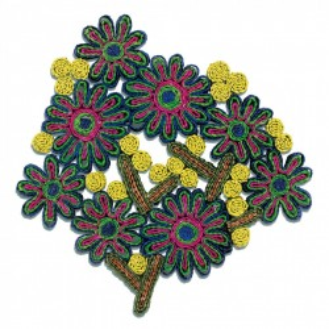 Protectie masa 32×32cm Pot mat Passiflora Seletti