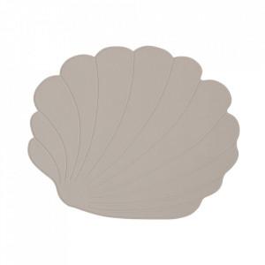 Protectie masa din silicon 34x40 cm Seashell Clay Oyoy