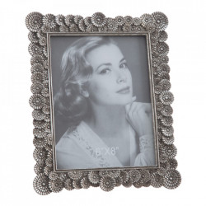 Rama foto argintie din polirasina 21x26 cm Komas Ixia