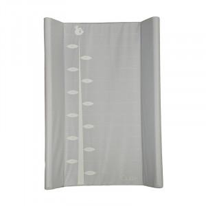 Saltea din PVC pentru masa de infasat 50x70 cm Lara Light Shadow Ruler Quax