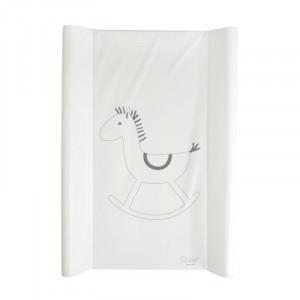 Saltea din PVC pentru masa de infasat 50x70 cm Rocking Horse Quax
