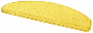 Set 15 covoarase galbene pentru scara Fancy Uni Hanse Home