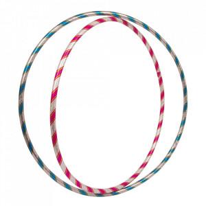 Set 2 inele hula hoop din plastic Glitter Small Foot