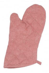 Set 2 manusi din bumbac pentru bucatarie Oven Gloves Country Wenko