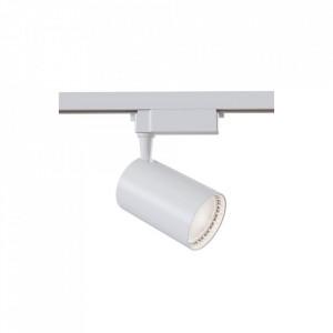 Spot alb din aluminiu cu LED Track White Maxi Maytoni