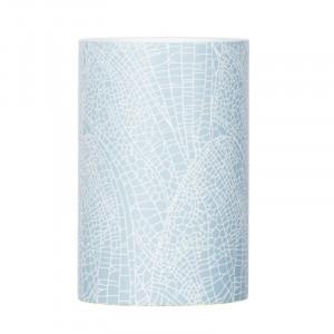 Suport albastru deschis din polirasina pentru periuta dinti 7x11,5 cm Sky Wenko