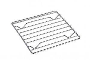 Suport argintiu din metal pentru vase fierbinti Cali Wenko