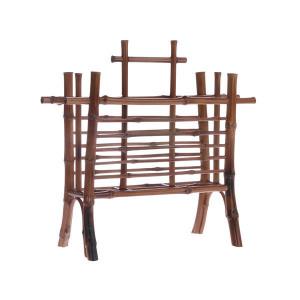 Suport din bambus pentru reviste Letter Rack HK Living
