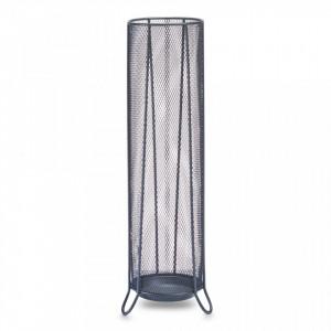 Suport gri din metal 53 cm pentru umbrela Mesh Umbrella Anthracite Zeller