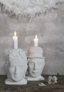 Suport pentru lumanari LW Icons Frida Kahlo Love Warriors