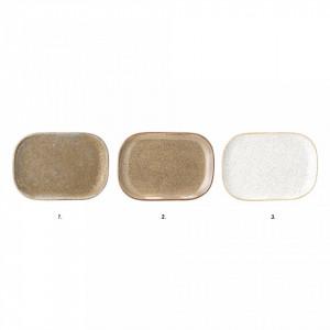 Tava din ceramica 14,5x10,5 cm Madisson  Bloomingville