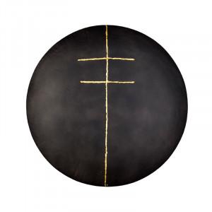 Tava rotunda din fier 50 cm Nigel LifeStyle Home Collection