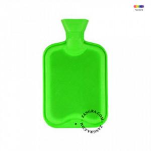 Termofor verde din cauciuc 500 ml Mini Green Briana Zangra