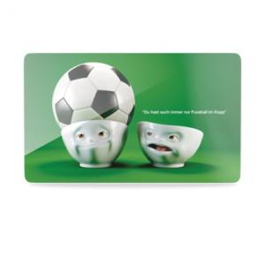 """Tocator din melamina 14x23 cm """"Soccer"""" Tassen"""