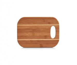 Tocator dreptunghiular maro din lemn 17,8x24,5 cm Cutting Board Natural Zeller
