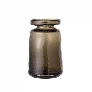 Vaza maro din sticla 19,5 cm Mirage Bloomingville