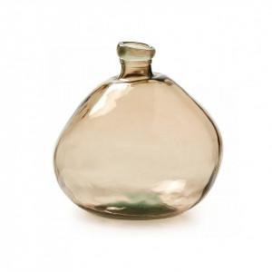 Vaza maro din sticla 33 cm Anner La Forma