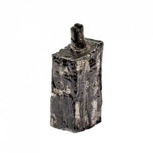 Vaza neagra din ceramica 20 cm Love for Nature Serax