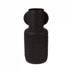 Vaza neagra din ceramica 44 cm Jacob Lifestyle Home Collection