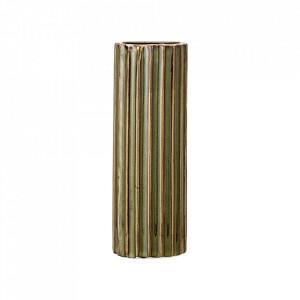 Vaza verde din ceramica 15 cm Hana Bloomingville