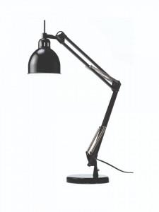 Veioza neagra din metal 68 cm Job Frandsen Lighting