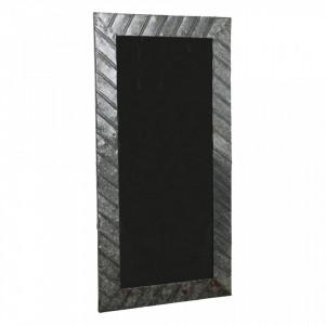 Tabla de scris neagra din lemn 80x160 cm Irma Raw Materials