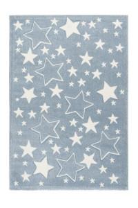 Covor albastru din polipropilena 120x170 cm Amigo Sky Lalee