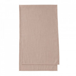 Traversa masa roz din textil 50x160 cm Samatay La Forma