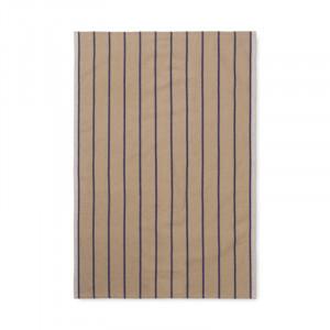 Prosop multicolor din bumbac si in pentru bucatarie 50x70 cm Hale Lora Ferm Living