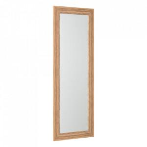 Oglinda dreptunghiulara maro din MDF 56x152 cm Ograna Ixia