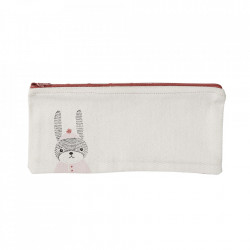 Penar multicolor din bumbac Rabbit Bloomingville