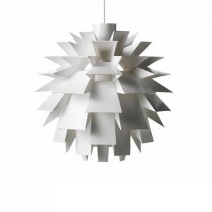 Abajur alb din plastic Abstract XX Large Normann Copenhagen