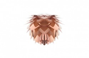 Abajur aramiu din polipropilena si policarbonat Silvia Copper Umage