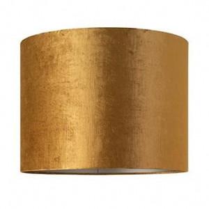Abajur auriu din poliester Goya XL Richmond Interiors